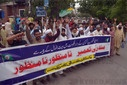 Pak: Protest against construction of Hindu's temple