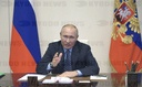 Russian President Putin Holds Teleconference with Agency for Strategic Initiatives