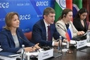 Meeting of BRICS Ministers of Economy and Foreign Trade