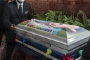 NY: Funeral for 1-year-old boy killed by bullet