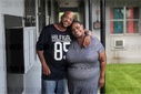 A couple's bad decision cost them 15 years in prison - apart and away from their son. Then mercy came