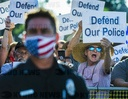 California BLM Protest To Defund The Police