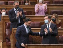 Congress closes with a plenary session in which Sánchez details the European recovery fund ..