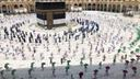 Muslims begin downsized hajj amid pandemic