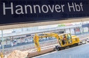 Hanover central station to be modernised