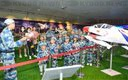 Hefei, Anhui: Entering the Military Museum, the childlike innocence towards ''August 1''