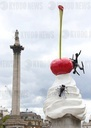 New Sculpture unveiled on Fourth Plinth in Trafalgar Square