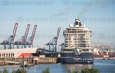 "Cruise ship ""Mein Schiff 2"" back in Hamburg"