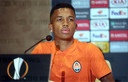 Pre-match news conference of Shakhtar in Kyiv