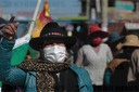 Protests postponing Bolivia elections