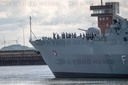 "Frigate ""Hamburg"" sets sail for Libya"