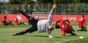 Football: Bundesliga, training kick-off FSV Mainz 05