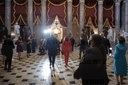 House Speaker Nancy Pelosi, D-Calif., and Senate Minority Leader Charles Schumer, D-NY