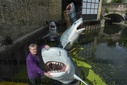 SHARKS! Antepavilion Commission unveiled