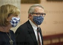 Texts to a 'positive' DeWine: 'How did that mask work for you?' … 'What a hypocrite!!!!'