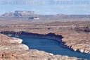 Lake Powell And The Glen Canyon Dam