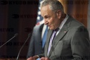 US Senate Minority Leader Charles Schumer, D-NY, hold press conference regarding COVID-19 stimulus package negotiations