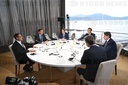 Pedro Sánchez participates in the plenary meeting of the 6th EU Southern Countries Summit