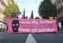 "Demonstration ""Storm the fortress - break all borders!"""