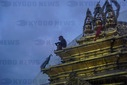 Swayambhunath Stupa or Monkey Temple