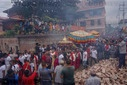 Final Day of Chariot Festival in Nepal