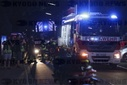 Cellar fire in Neuss with many injured