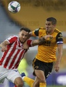 Wolverhampton Wanderers v Stoke City - Carabao Cup - Second Round - Molineux