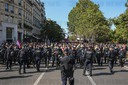 Nationwide day of protests in Paris
