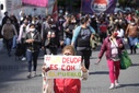 MOBILIZATION AGAINST THE IMF IN ARGENTINA