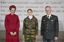 BRUSSELS ROYAL MILITARY ACADEMY OPENING