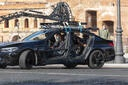Italy: Tom Cruise on set of Mission Impossible 7
