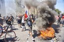 Chile Braces for Unrest Ahead of Poll on Constitution