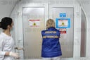 Extra unit for COVID-19 patients opened at Mechnikov Hospital in Dnipro