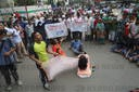 Bangladesh: Protest against rape in Dhaka