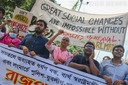 Students Protest Against rape in Dhaka, Bangladesh - 21 Oct 2020