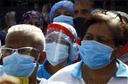 HEALTH CARE WORKERS PROTEST IN VENEZUELA