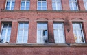 Incendiary devices against buildings of the Robert Koch-Institute