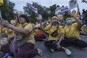 Thousands Rally in Support of Monarchy in Bangkok