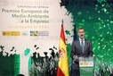European Environmental Awards Ceremony for the Spanish Section of the Company
