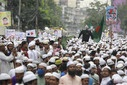 Anti-France Protest In Bangladesh