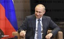 Russian President Putin Holds Talks with Abkhaz President Asian Bzhania