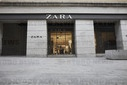 The first Zara to open in Madrid comes down