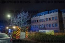 Flat gutted by fire in Slough