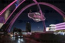 Las Vegas Gateway Arches Light Up For First Time