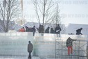 CHINA MOHE WINTER TOURISM PREPARATION