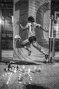The Neapolitans take to the streets to remember Maradona their idol