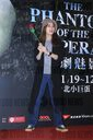 Ella goes to watch the Broadway classic musical 。ーThe Phantom of the Opera。ア in Taipei,Taiwan,China on 25 November 2020