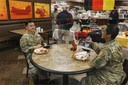 US Troops Celebrate Thanksgiving 2020