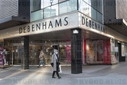 Debenhams announce administration and closure of stores, London, UK
