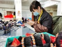 "Intangible Cultural Heritage ""Beijing Silk People"""